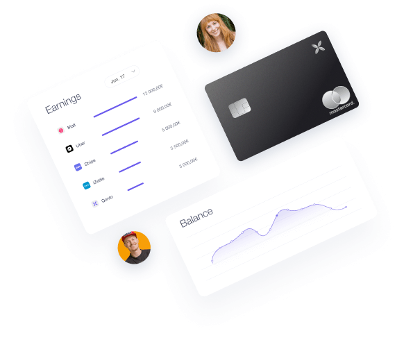 Business banking account for freelancers